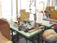 Merrow sewing machine